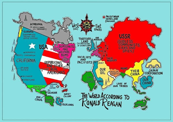 The World According to Ronald Reagan