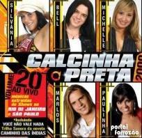 CD completo Calcinha Preta - Vol.20