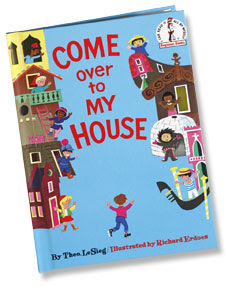 Come Over To My House book