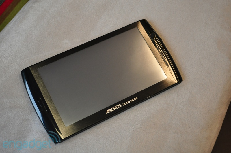 Gebruiksaanwijzing archos 7 home tablet