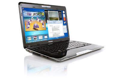 Toshiba Satellite T135D-S1324 Review