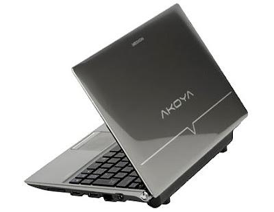 Medion Akoya E1222 10-Inch Netbook