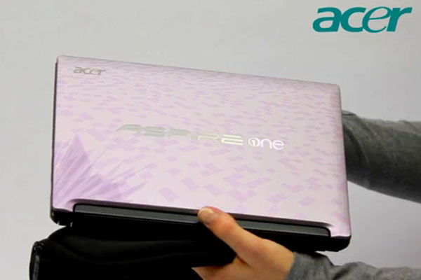 aspire one wallpaper. Acer Aspire One 360 Netbook,