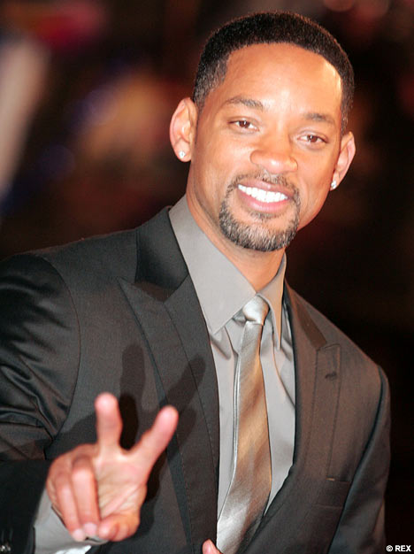 will smith and family 2009. will smith family 2009.