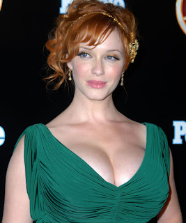 Christina Hendricks Cup Size Rumor