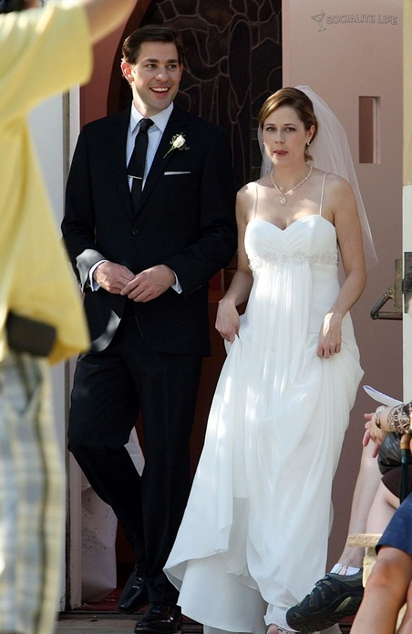 Emily blunt and john krasinski wedding held in italy
