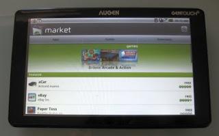 Augen GenTouch78 KMart Tablet PC