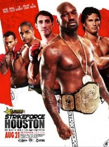 Strikeforce Houston Stakes and Odds Report