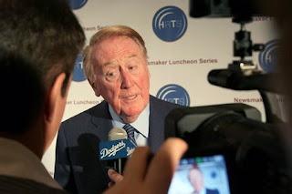Vin Scully Retirement Rumor in Baseball