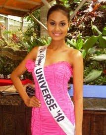 Miss Philippines Maria Venus Raj Photo