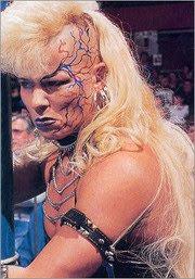 WWE Gertrude Luna Vachon Photo