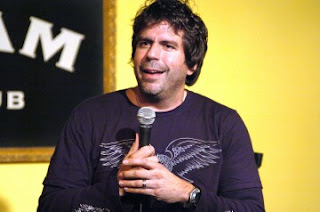 Greg Giraldo Has Been Hospitalized