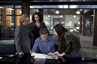 Human Target Season 2 Episode 2 - The Wife's Tale
