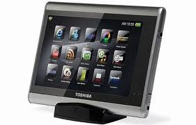 Toshiba New Android Tablet is Up