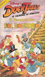 DuckTales – O Tesouro Do Sol Dourado Dublado Online