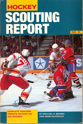 A Little Chippy Hockey Scouting Report 1989 90