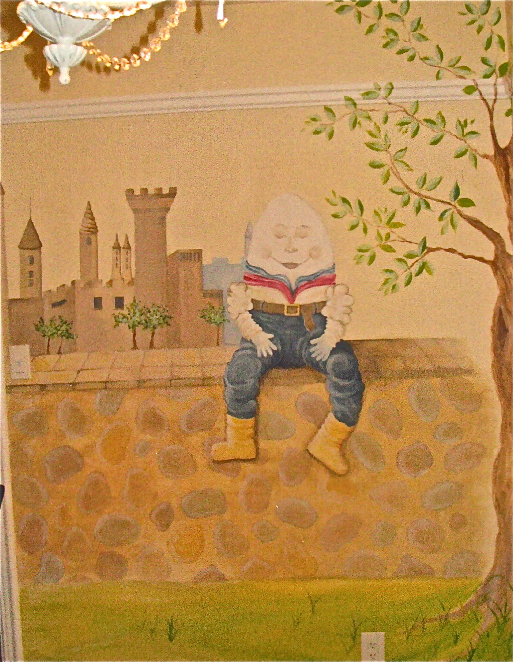 Fresh Paint: Nursery Rhyme Nursery