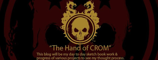 """The Hand of Crom"""