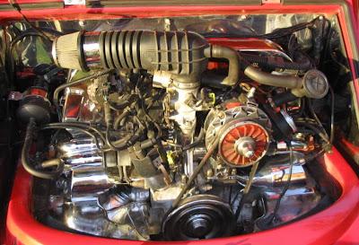Motor VW 1.7 EFI