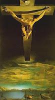 Cristo de São João da Cruz por Salvador Dali, 1951