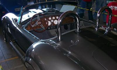 Ford Cobra: réplica