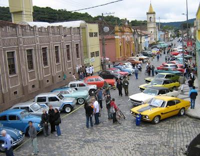 Antonina 2009: carros