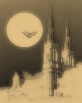 Morcego versus Igreja
