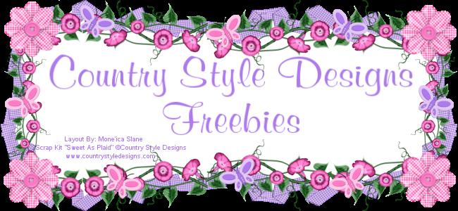 C.S.D. Freebie Blog