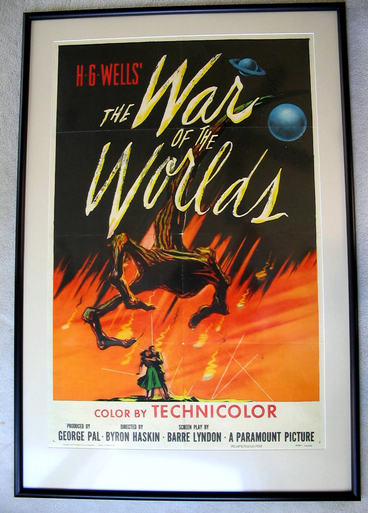 war of the worlds 1953 aliens. war of the worlds 1953 aliens.