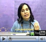 Raio Azul e Arcanjo Miguel - Lú Albuquerque