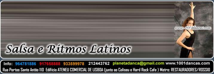 SALSA E RITMOS LATINOS