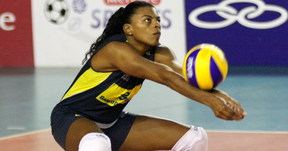 Vôlei: Fernanda Garay recorda título olímpico do Brasil em