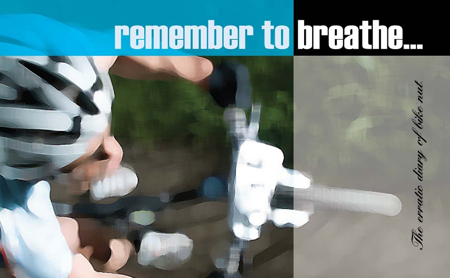 remember to breathe...