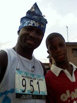 2010 Best Mentor with his Mentee