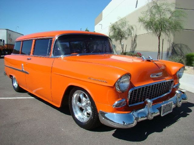 1950 to 1959 classic chevrolet cars and trucks 1955 chevy for 1955 chevy 2 door wagon for sale