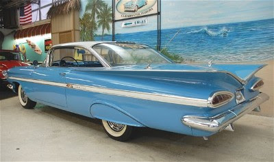 1953 To 1959 Classic Chevrolet Cars 1959 Chevrolet Impala For Sale