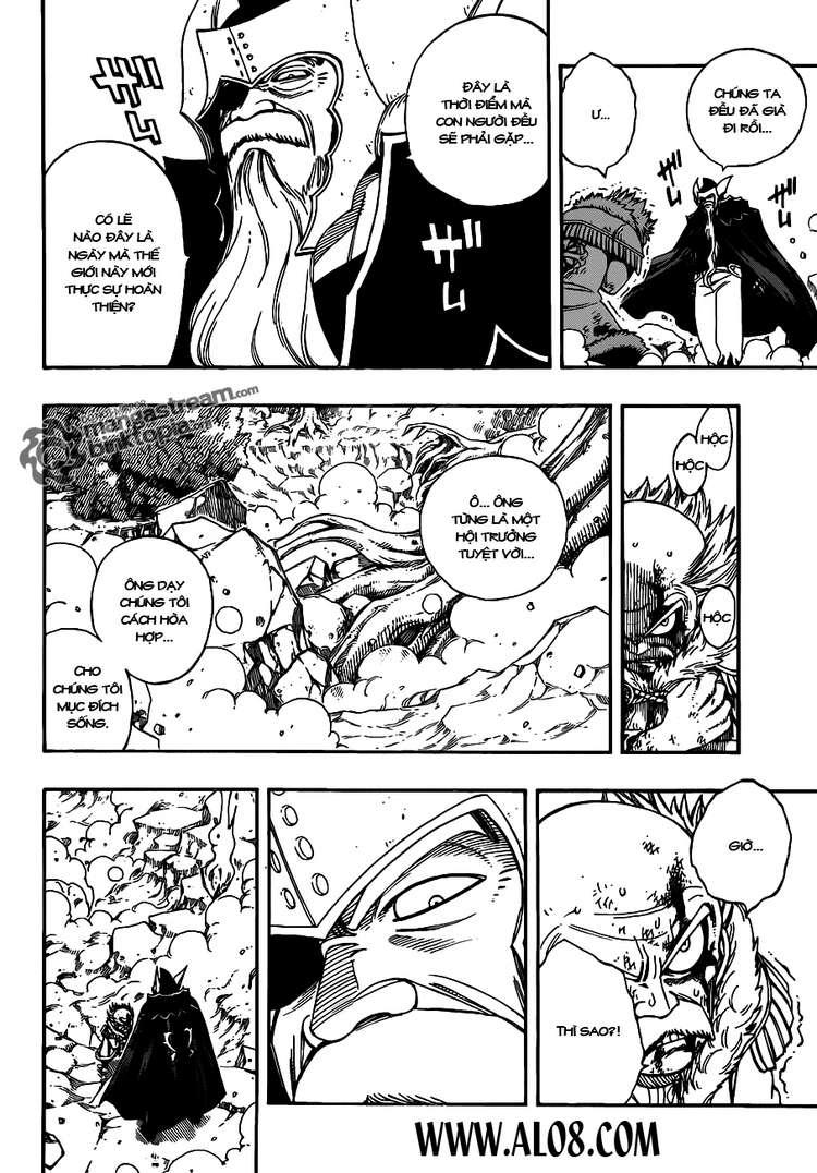 TruyenHay.Com - Ảnh 13 - Fairy Tail Chap 216