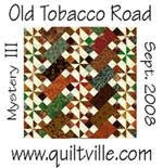 Old Tobacco Roads Mystery