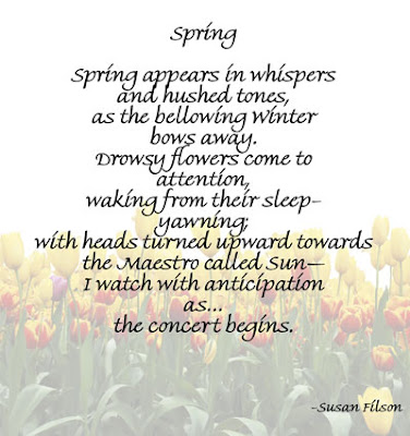 Spring Poem2 - ~*English Poetry Competition*~ April 2009