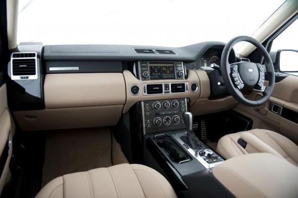 Expresslite 2010 Range Rover Vogue