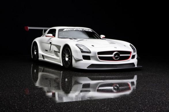 2011 Mercedes Sls Amg Gt3. SLS AMG GT3 2011. Mercedes
