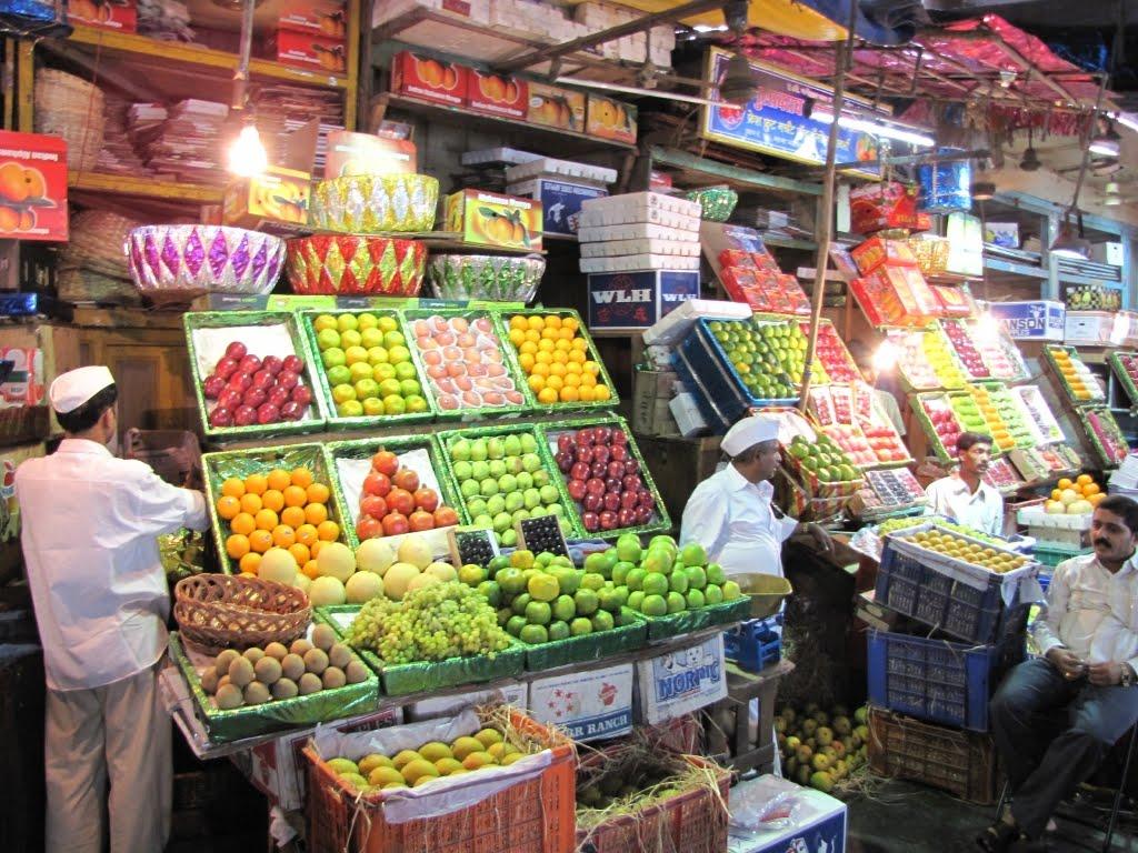 Mumbai for Shopping cuisine