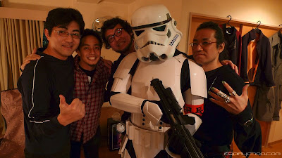 blog star wars Chile V region