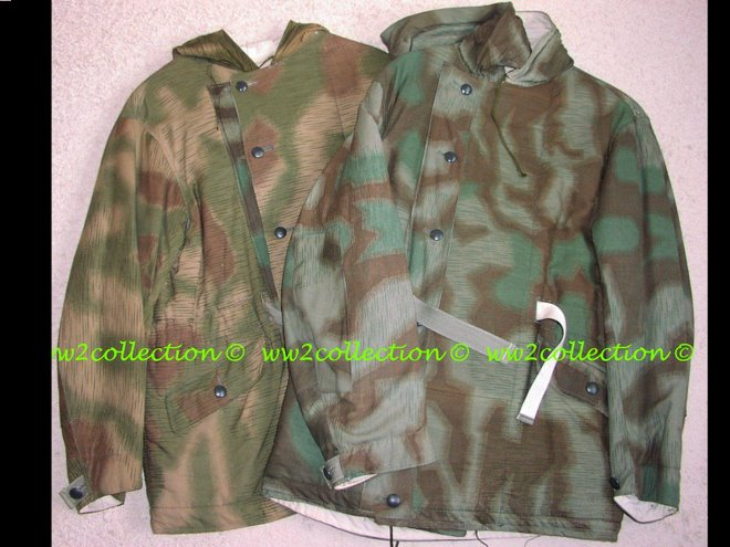 Eastern Front Russia German marsh pattern Camouflage WW2