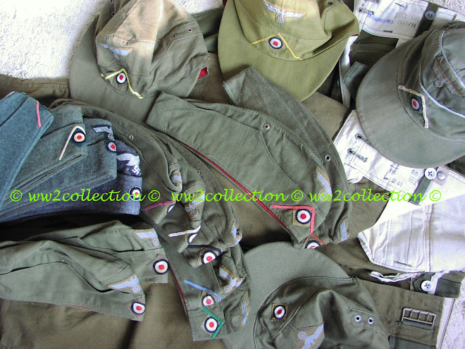 Afrikakorps Headgear and  Breeches DAK