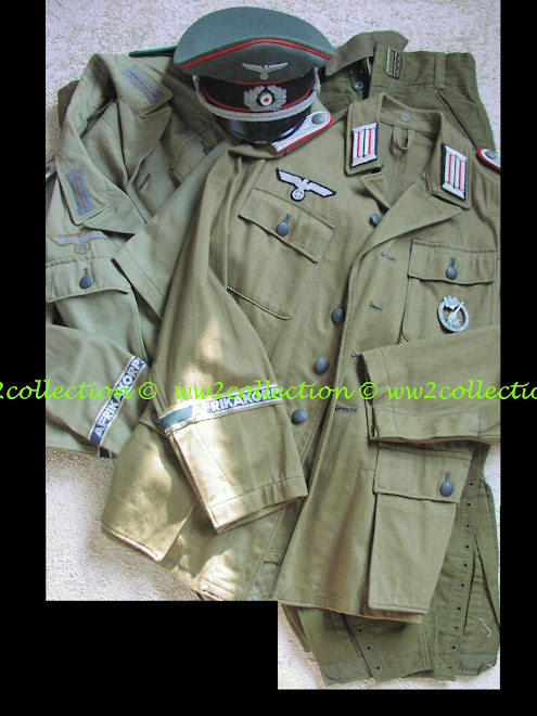Tobruk, El Alamein, Afrikakorps Uniforms German Army DAK WW2