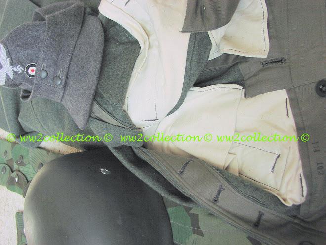 Deutschland 2.WK Fallschirmjäger Hose trousers WW2 German