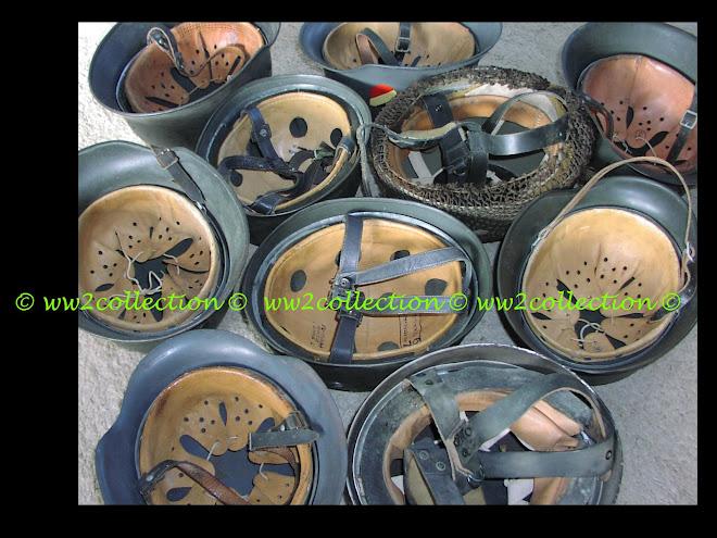 WW2 German Helmet liners