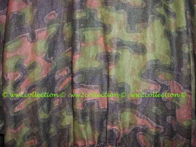 WW2 Waffen-SS blurred edge camouflage