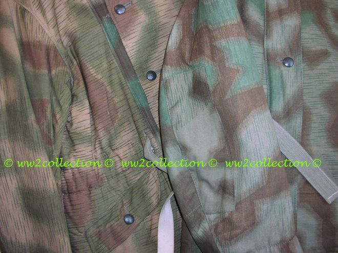 WW2 German eastern front camouflage